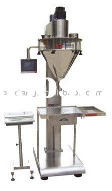 semi-automatic auger filling packing machine (10-5000g)
