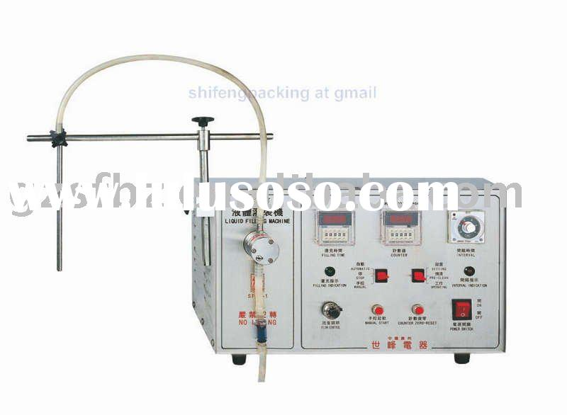 semi automatic juice filling machine for small business