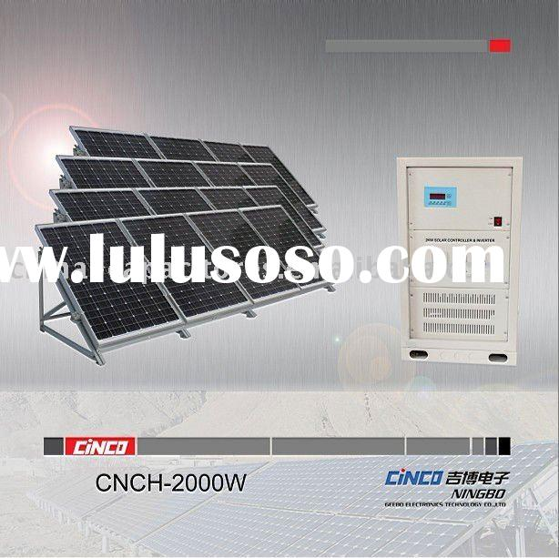 solar new energy system,alternative power generator without battery