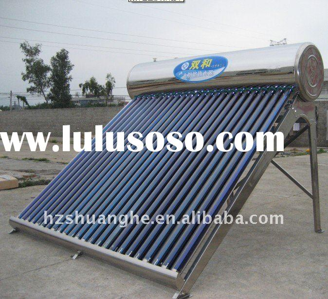 stainless steel vacuum solar collector SHR5820-C