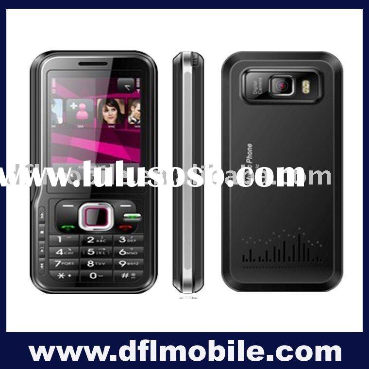 tv mobile phone with big speaker and 3.1MP camera