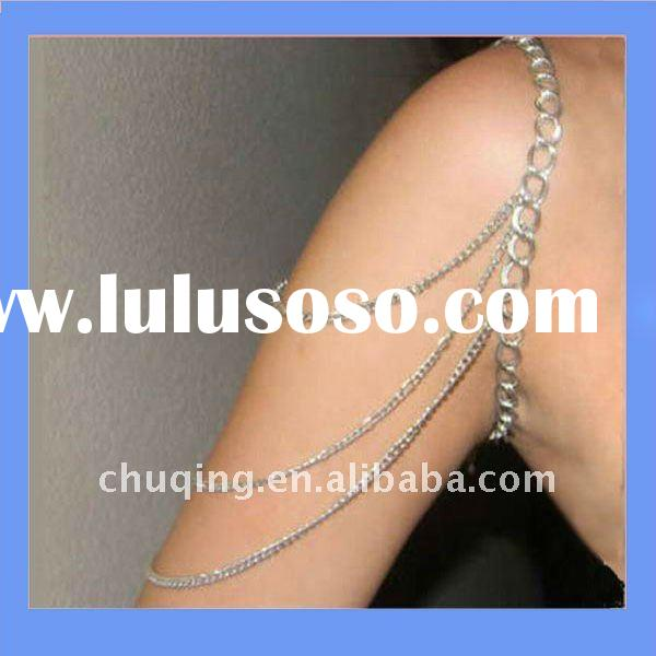 wholesale body chains and shoulder chain jewelry