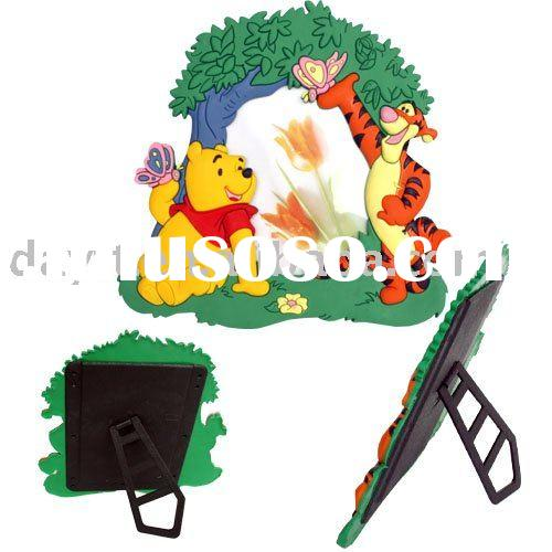 wholesale winnie the pooh photo frame PU frame cartoon picture frame mix order & drop shipping c