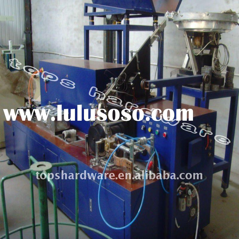 wire coil nails making machine