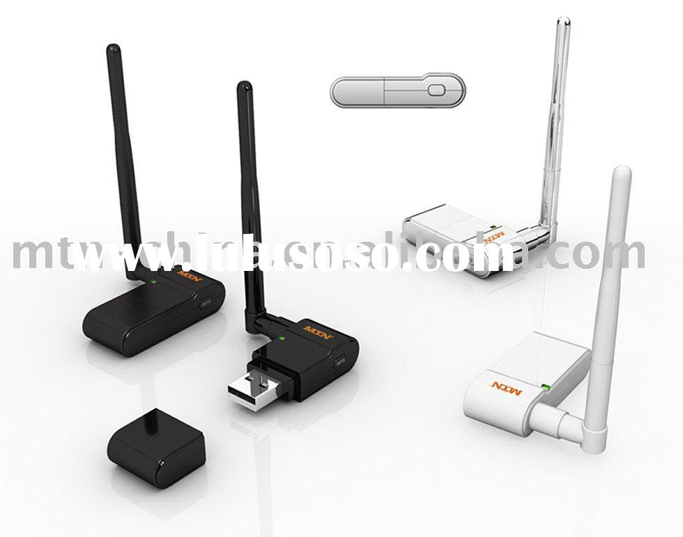 wireless lan card with usb port