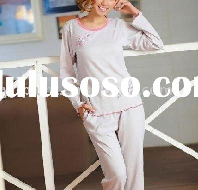 women's 100% cotton pajamas