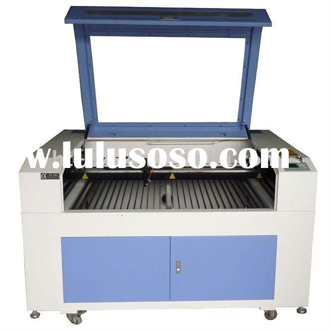 wood,leather,acrylic laser cutting machine with lower price1200*900mm