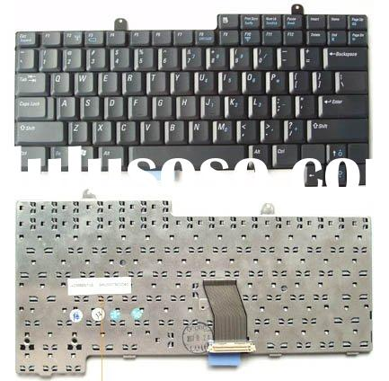 04M394 - Laptop Keyboard for Dell Inspiron 500M 600M 8600C Latitude D500 D505 Series US (4M394)