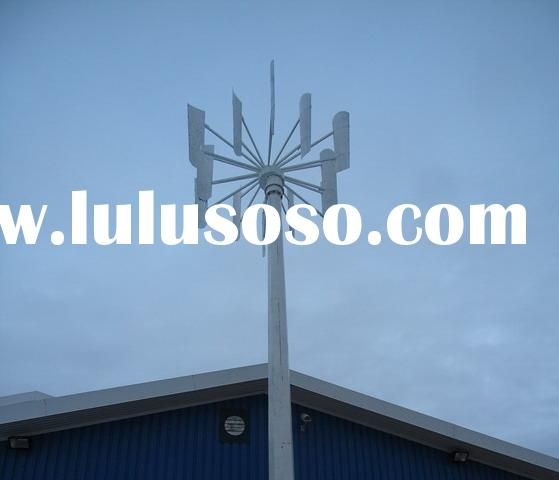 10KW C- type vertical axis wind turbine generator,