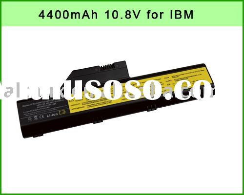 10.8V 4400mAh Laptop Battery Replacement For IBM ThinkPad A30 02K6899 ThinkPad A31 NP74