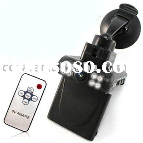 120 Degree View Angle Night Vision Car Digital Video Recorder With Remote Control CT-C156