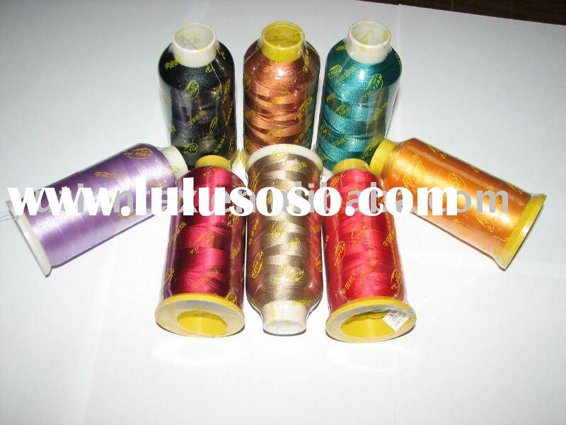 150D/2,120D/2 Viscose Rayon embroidery thread/Yarn