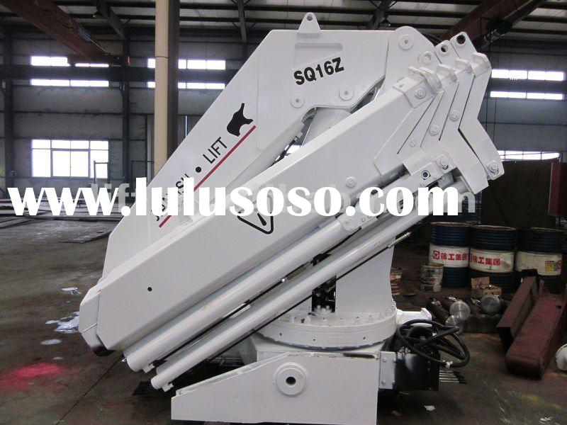 16 Ton Knuckle Boom Truck Mounted Crane SQ16Z