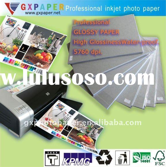 180gsm cast coated digital photo paper for Epson printer