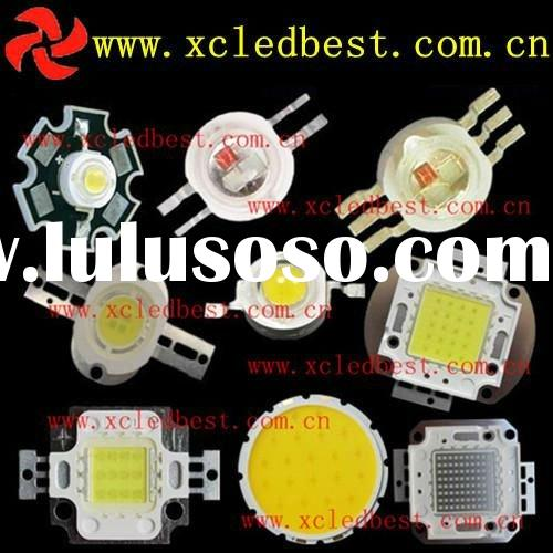 1W 3W 5W 10W 20W 30W 40W 50W 60W 70W 80W 100W high power led white red green blue yellow orange ambe