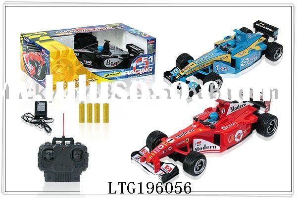 1:18 R/C F1 racing car,4Function R/C Formula racing car,R/C toys,R/C model(with battery and charger)
