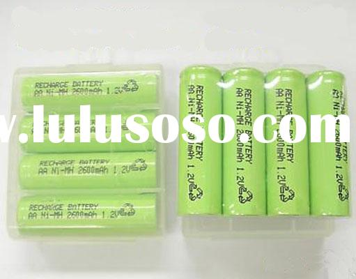 1.2V NIMH Rechargeable Battery AA
