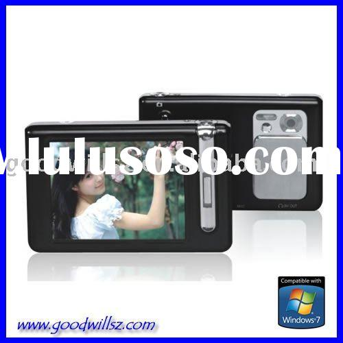 1.3 million camera mp4 player with music+video