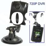 1.4 inch Screen 720P HD Mini Car DVR Camera, Support TF Card, Built-in Rechargeable Battery