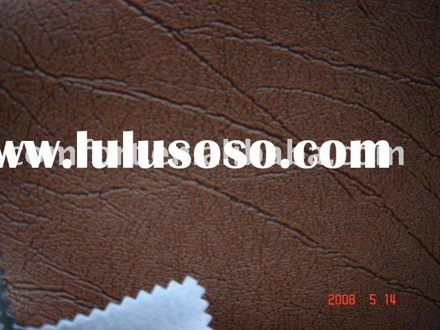 1.9MM pvc synthetic leather for car seat cover
