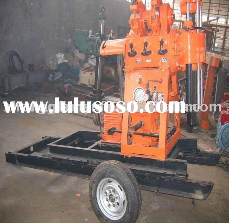 2011 Hot! Borehole Machine, HF200 Small Water Well Drilling Machine