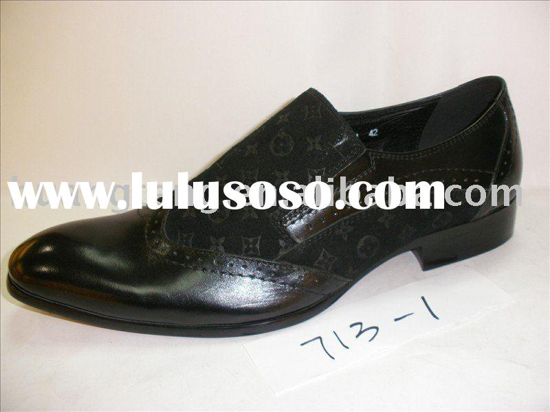 2011 NEW STYLE FASHION LEATHER MAN Casual shoes