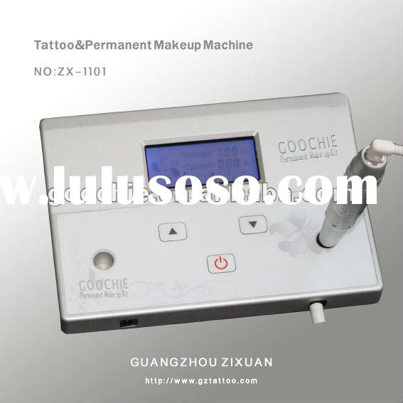 2011 Newest permanent makeup digital machine supplier