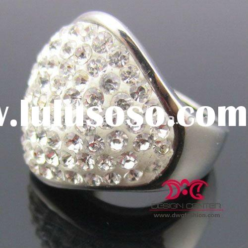 2011 fashion stainless steel rings