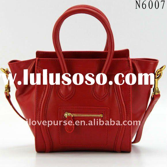 2011-latest fashion handbags,100% italian leather handbags,fashion lady handbag