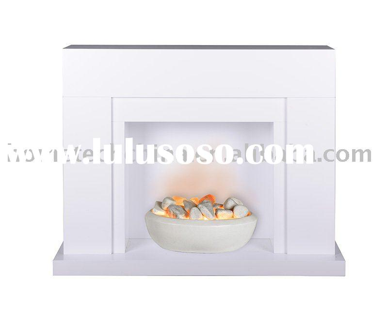 2011 modern decor flame electric fireplace