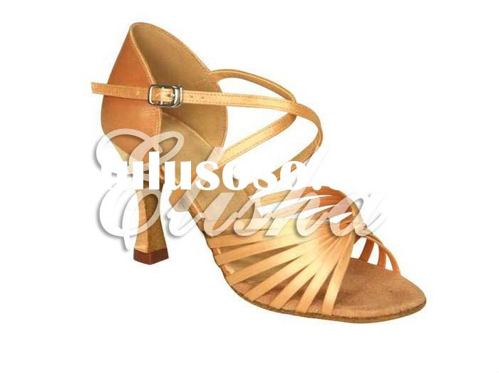 2011 popular women latin ballroom salsa dance shoes