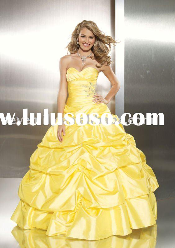 2012 New Fashion Ball Gown Prom Dresses