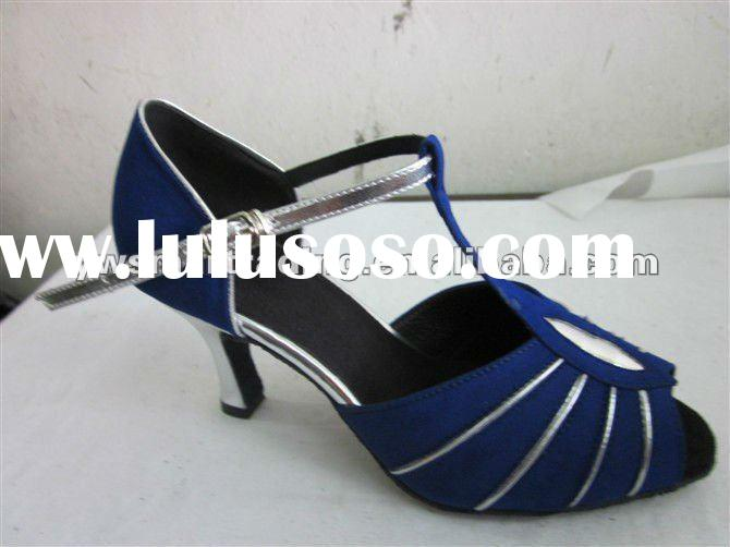2012 Quality Guranteed salsa dancing shoes cheap latin dance shoes