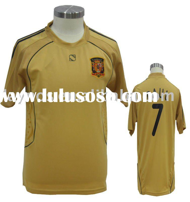 2012 world cup football jersey
