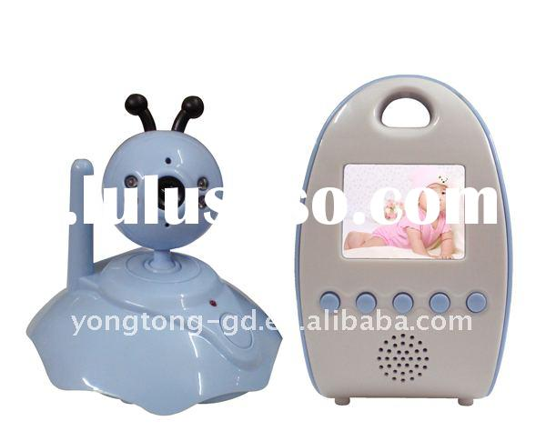 2.4 GHZ wireless Baby monitor, Baby Video Monitor