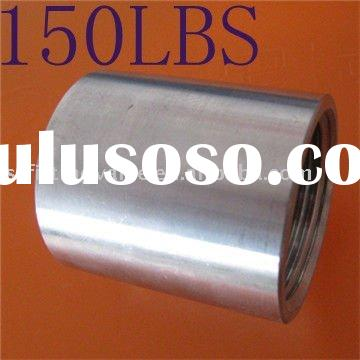 "2"" BSP Threaded Stainless Steel Coupling,Pipe Fittings SS304/316"