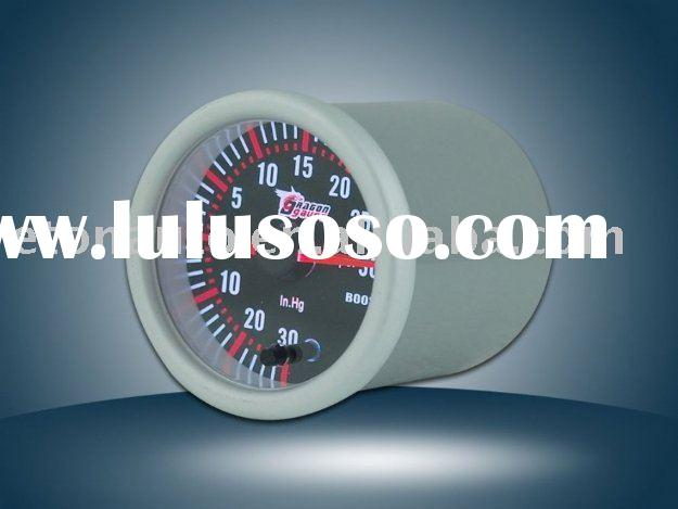 2 inch boost /tachometer/digital oil temp//water temp/oil pressure/volt gauge