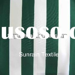 300D striped waterproof Polyester Oxford Fabric/ 100% polyester tent fabric