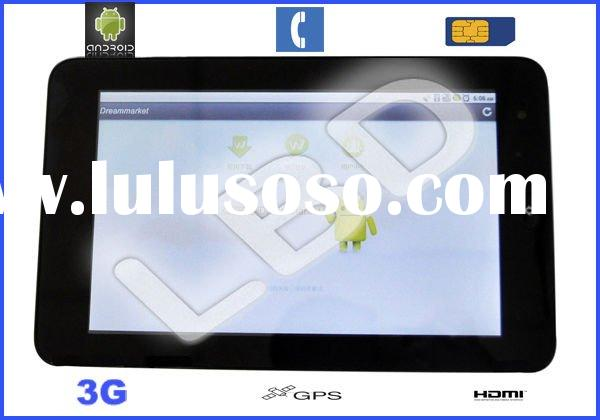 3G wireless touch screen tablet pc android capacitive touch mid with sim card
