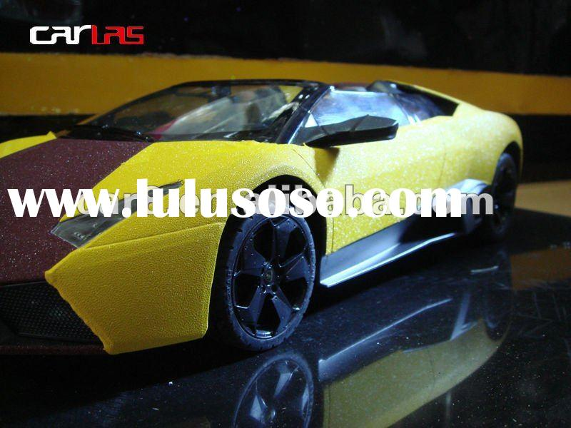 3M Carlas Yellow Auto Sticker PVC High quality Car decoration sticker/ protective sticker for car