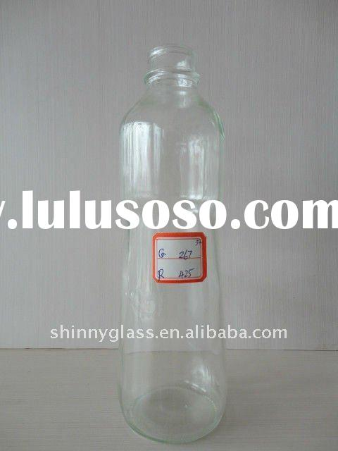 400 ML soft drink / aerated water / mineral water / soda water glass bottle