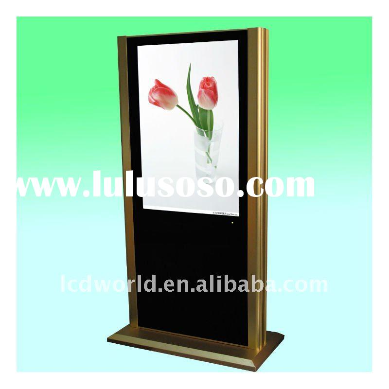 "42""LCD digital sign display for advertsing ,lcd advertising player (VP420D-3)"