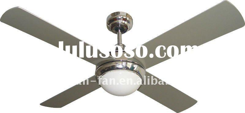 48inch 4blade 1 light decorative ceiling fan