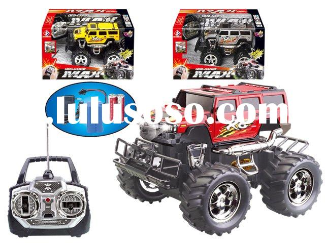 4WD remote control rc hummer car toy 1:14 scale