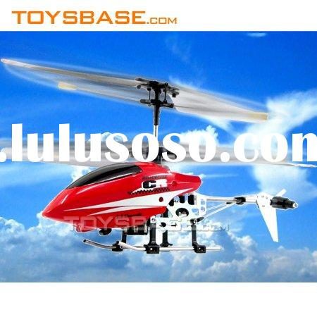 4 Channel Mini Remote Control Helicopter with Gyro