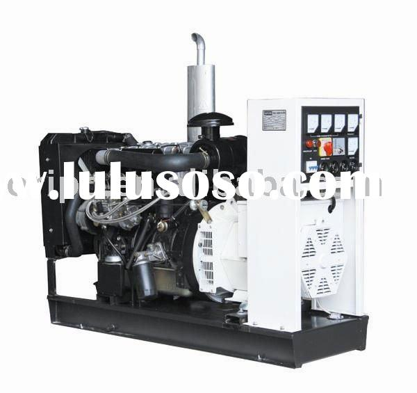 50Hz 220V Yongdong electric generator diesel with CE certification