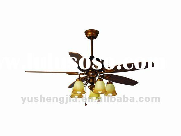 "52"" decorative home ceiling fan lighting high quality Dining-room Lamp"