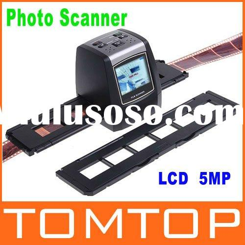 5MP Digital Film Scanner/Converter 35mm USB LCD Slide Film Negative Photo Scanner