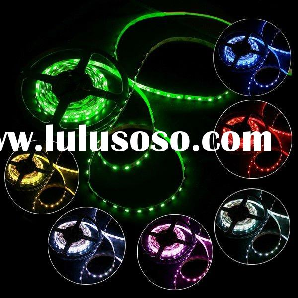 5M Non Waterproof 5050 SMD 300 LED Strip Light RGB For Christmas Wedding party