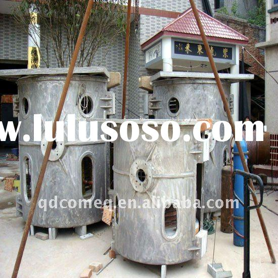 5T Medium Frequency Induction Furnace for Sale